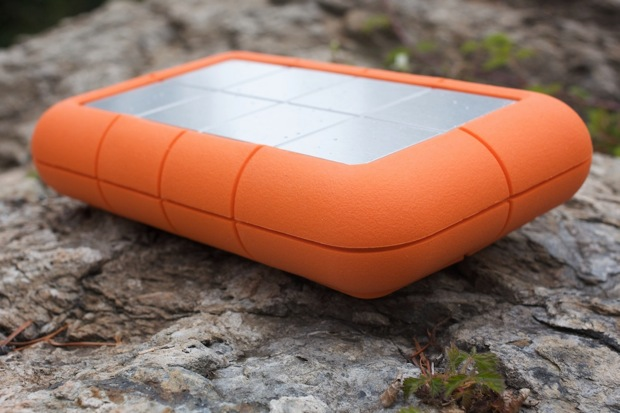 lacie LaCie 1TB Rugged XL external hard drive goes well with netbooks