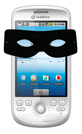 android cellphone Anonymous Web Browsing on cellphones