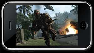 crysis on iPhone AMD GPU lets Crysis run on iPhone