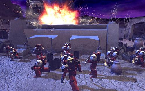 dawn of war 2 Top 10 Games 2009