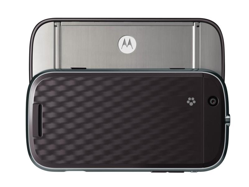 motorila Motorola's first Android Phone   CLIQ