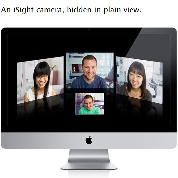iMac people Apple releases the new iMAC   All In One