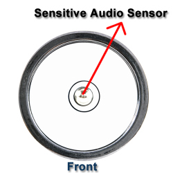audio sensor Hear through the Walls   Spy Device