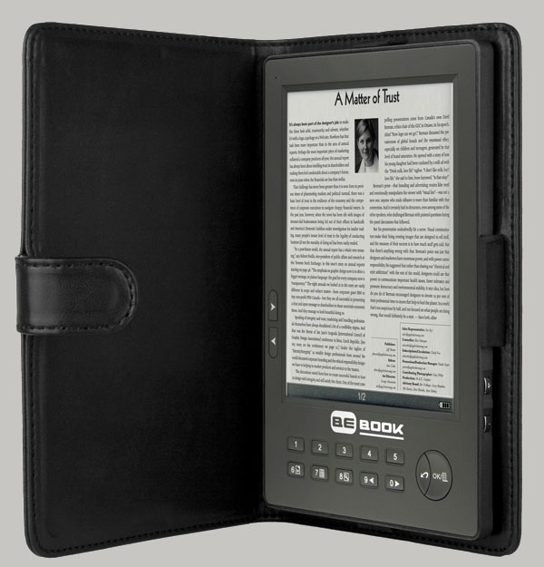bebook Picking the right E Reader