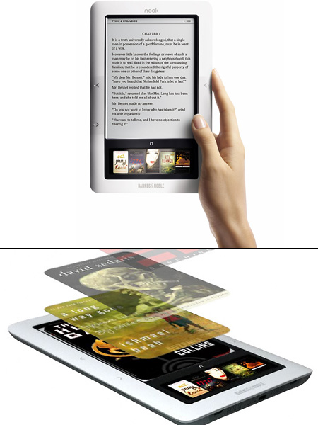 nook Picking the right E Reader