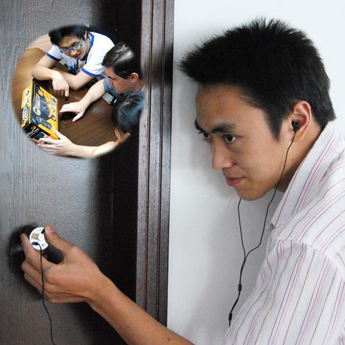 spy recorder Hear through the Walls   Spy Device