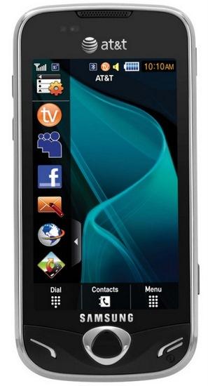 Samsung Mythic a897 Samsung Mythic SGH A897   Review