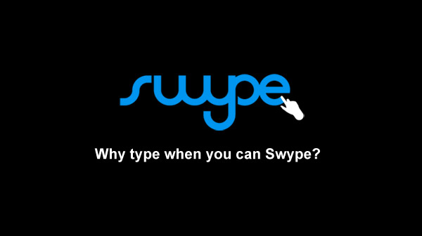 Swype New Swype Keyboard for HTC HD2