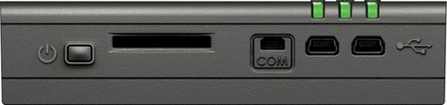 fitPC2i front Fit PC 2i, the worlds smallest dual Gigabit Ethernet PC announced