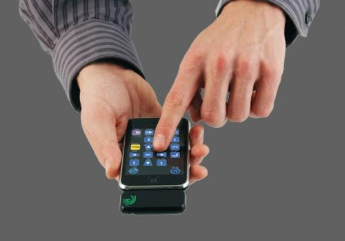 ipod tv remote control Turn you iPhone into Universal IR Remote