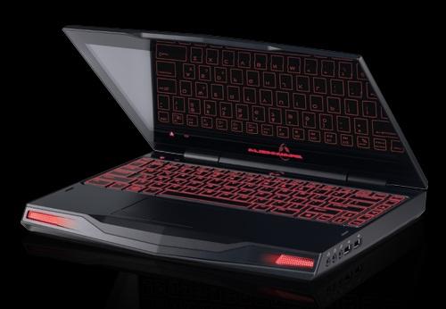 alienware m11x Alienware M11x is not just a netbook