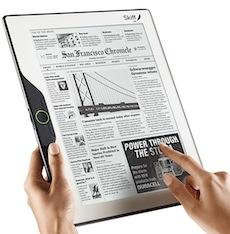 skiff e reader Skiff to release the 11.5 inch e reader