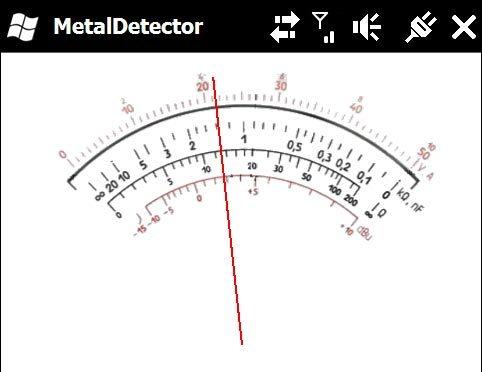 metal detector app Metal Detector App for iPhone and Windows Mobile
