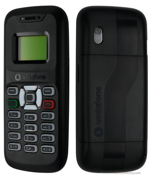 vodafone 150 World's cheapest cell phones: Vodafone 150 and Vodafone 250