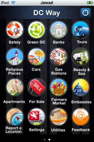 DC Way   50 apps in a single iPhone app