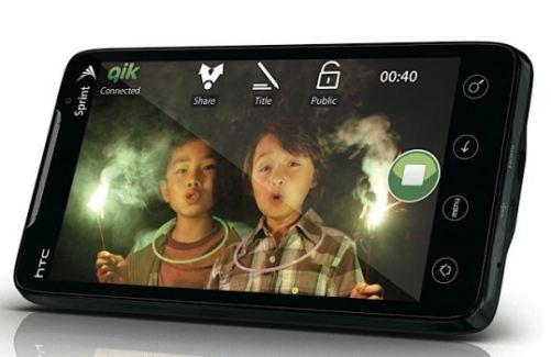 Sprint announces HTC EVO, the first 4G phone