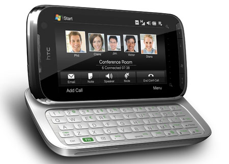 htc touch pro 2 HTC Touch Pro 3 coming to Europe this Summer