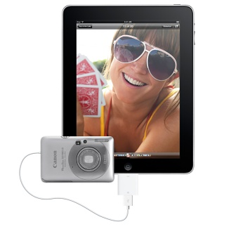 iPad Camera Connection Kit now available for Pre Order