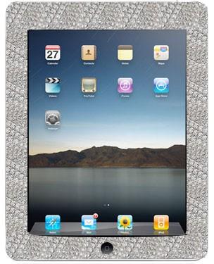 m diamond ipad Cheap iPad gets Expensive Diamond Coating
