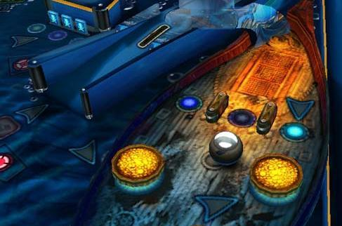 deep blue Pinball HD comes to iPad