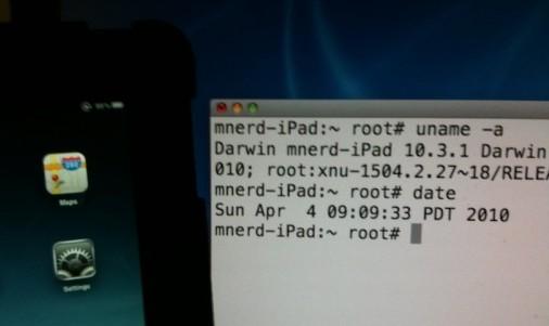 ipad jailbreak iPad just got its first Jailbreak
