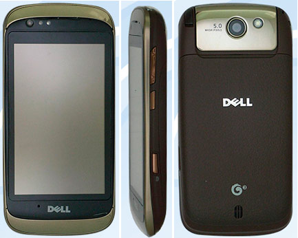 dell mini 3v Dell Mini 3v is a Phone that Exists