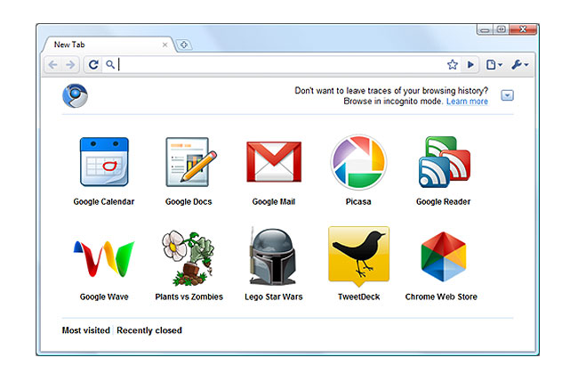 Chrome App Store Google Chrome App Store Incoming, Developer Preview Launched