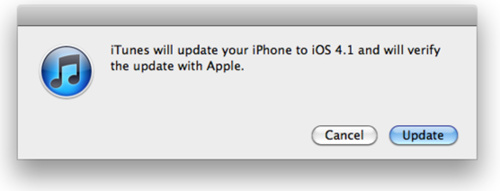 iOS 4.1 Apple iOS 4.1 for iPhone 4, 3GS, 3G and iPod Touch Released for Download
