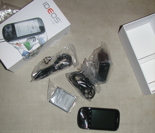 huawei ideos accessories Huawei Ideos U8150 B (with Google)   Review