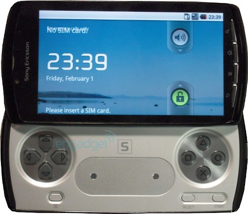 play station phone PlayStation Phone will run Android and your Games