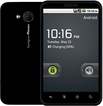 synapse phone Synapse Phones allows you to Custom built Android 2.2 Handset