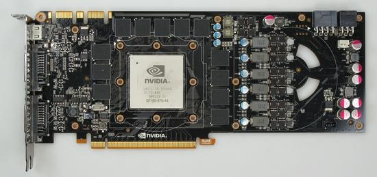 GTX580 PCB Nvidia Geforce GTX 580 Benchmarks, Specifications Leaked, Releasing in November