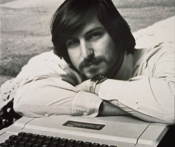 apple II Steve Jobs: A Journey from Ashes to Billionaire   Photos