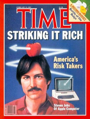 steve jobs times Steve Jobs: A Journey from Ashes to Billionaire   Photos