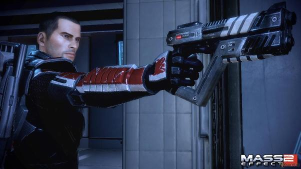 Mass Effect 2 Top 10 3D Games of 2010 and 2011