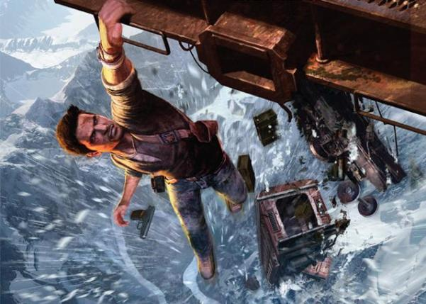 Uncharted 3 Top 10 3D Games of 2010 and 2011