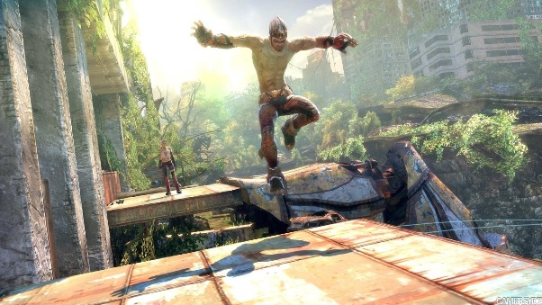 enslaved Top 10 3D Games of 2010 and 2011