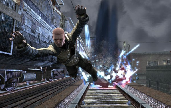 infamous 2 Infamous 2 Gameplay Footage