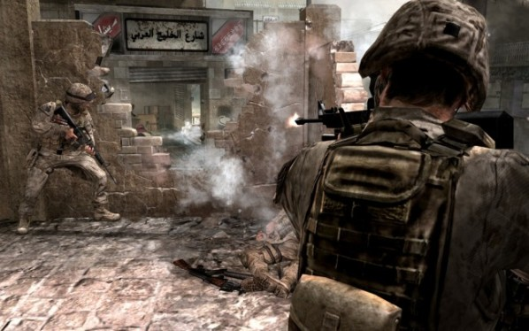 modern warfare 2 Activision Sues EA   Asking $400 Million for the Damages