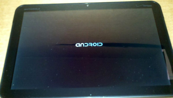 moto tablet Motorola Honeycomb Tablet Teaser Hints at CES 2011 Launch