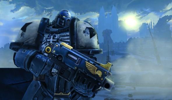 space marine Warhammer 40k Dark Millennium Online gets a Release Date