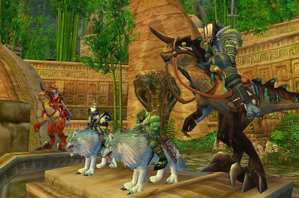 world of warcraft Top 10 3D Games of 2010 and 2011