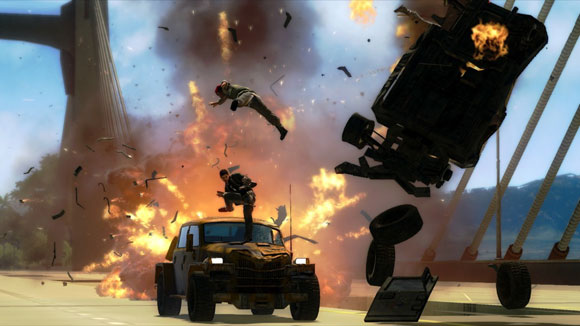 just cause 2 Top 5 Games to Play Before You Die