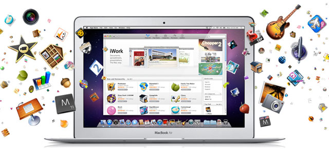 mac app store Apple Mac App Store Opened with 1000 Apps at Launch
