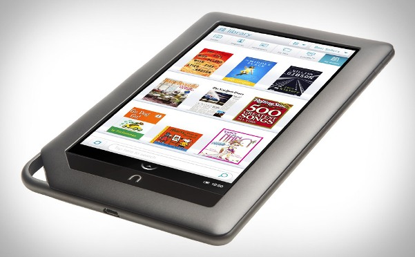 nook color front Nook Color Bluetooth Chip sees Daylight