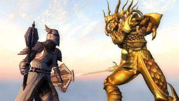 oblivion crusader Top 5 Games to Play Before You Die