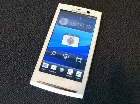 X10 Gingerbread Sony Ericsson Xperia X10 upgrade to Android 2.3 Announced