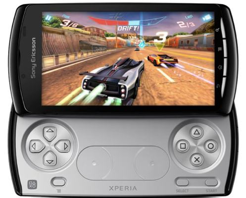 sony xperia play Sony Xperia Play landing in the United Kingdom on March 31st