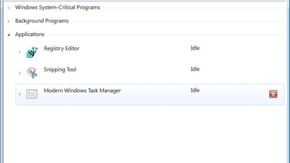 advance task manager Windows 8 Leak shows Task Manager Renovation