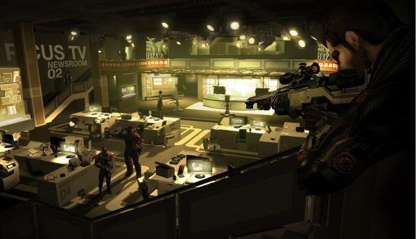 deus ex human revolution The Best 5 Games Still to come in 2011